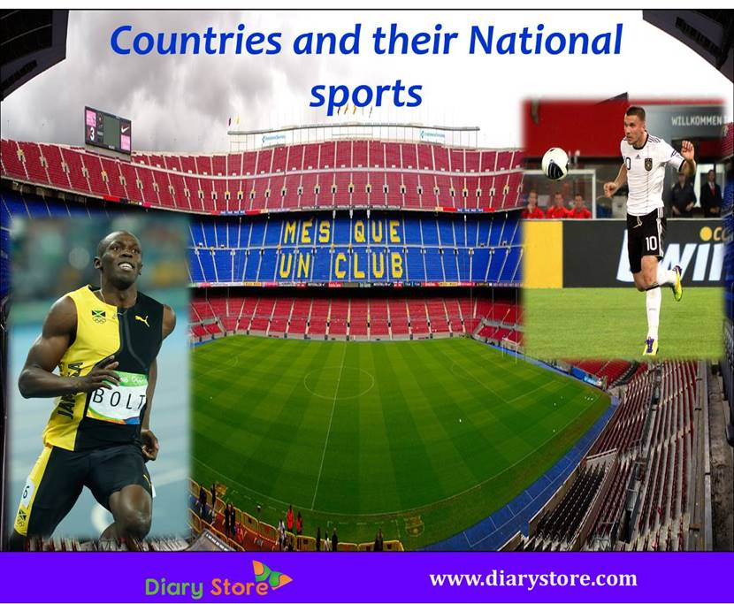Countries national sports