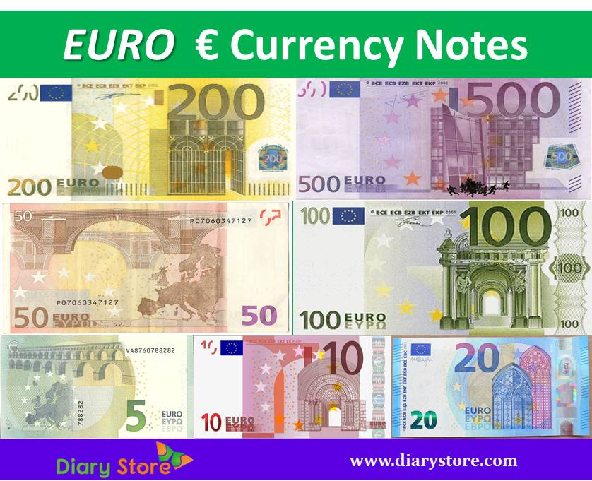 European Euro Eur Currency Cent