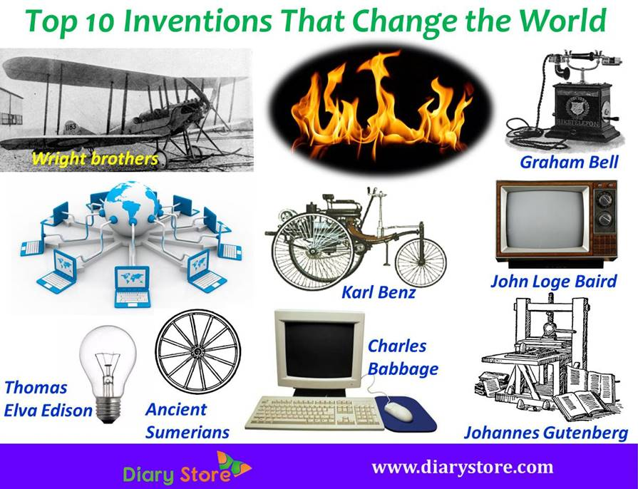 Top 10 Inventions