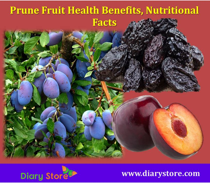 Prune fruit