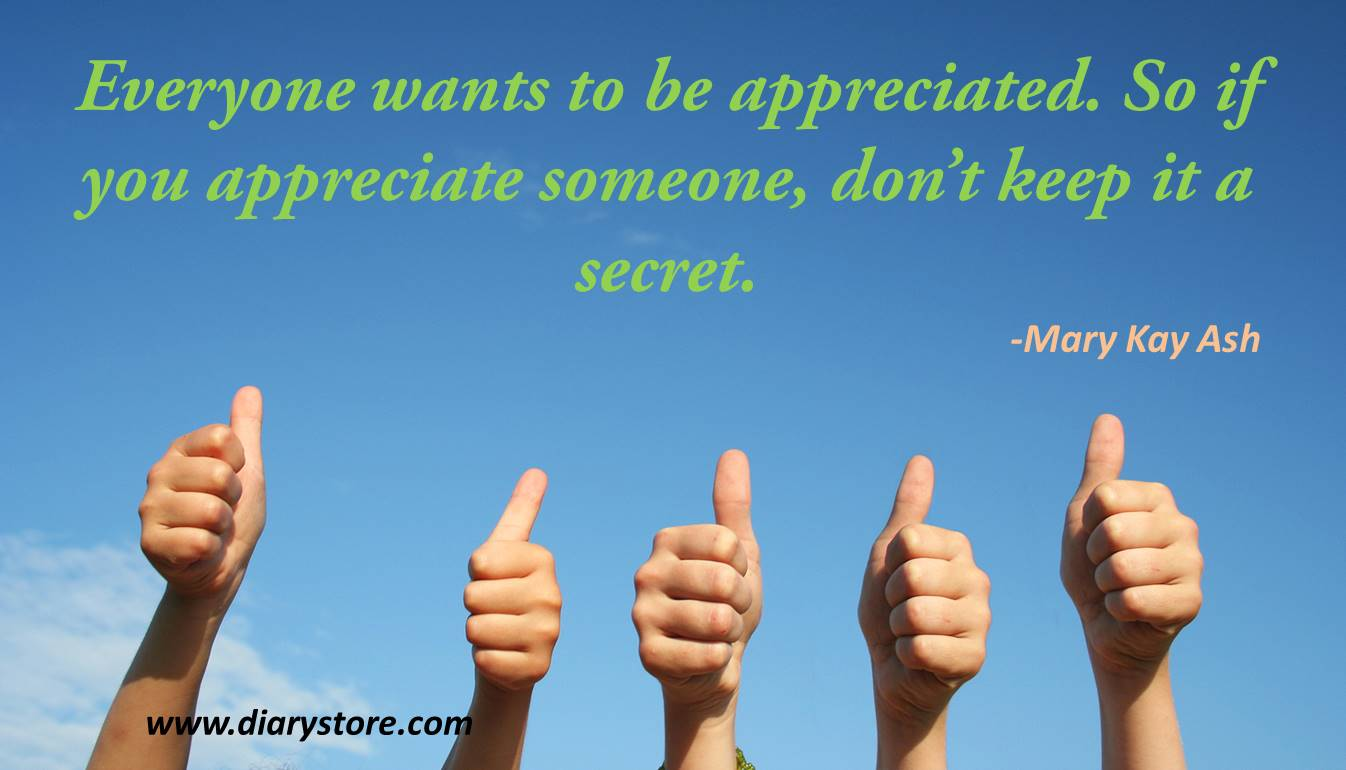 Appreciation Quotes Appreciation  Appreciation Quotations  Thank You Quotes