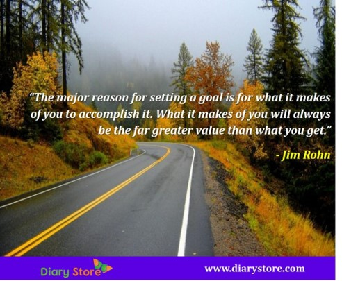 Goal Setting Quotes