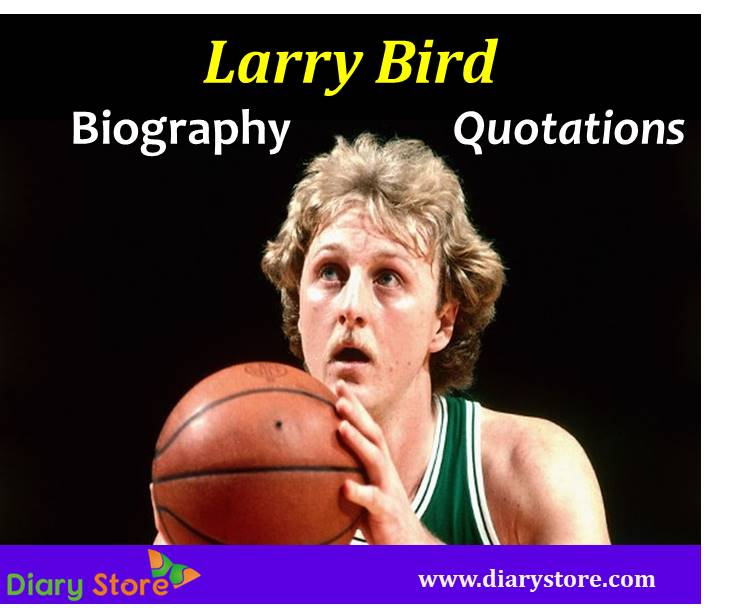 Larry Bird Biography | Motivation Quotes | Inspirational ...