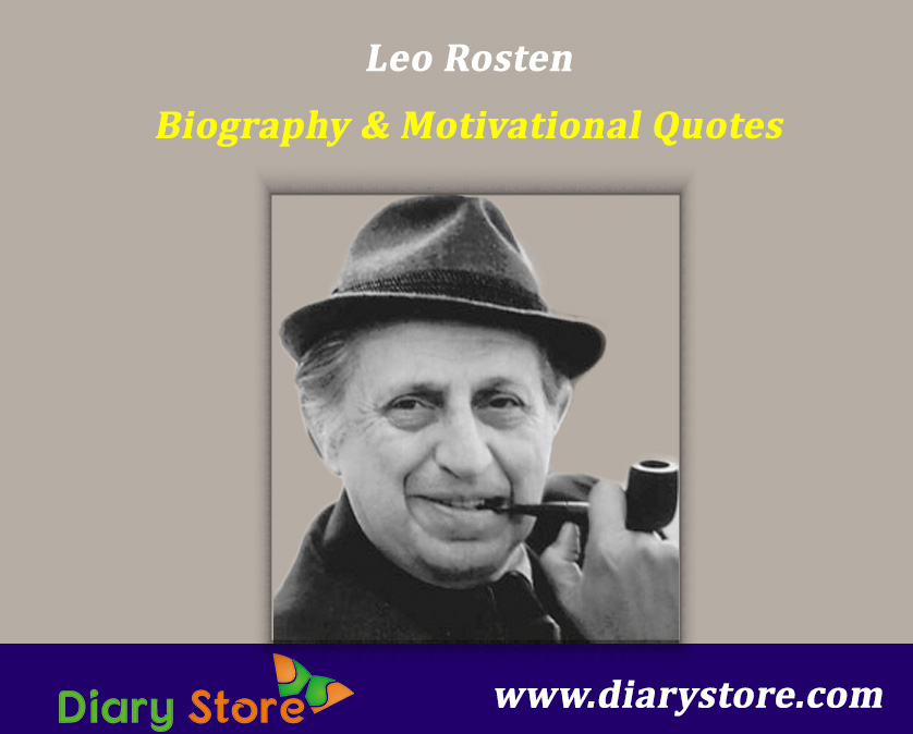 Leo rosten essay about happiness