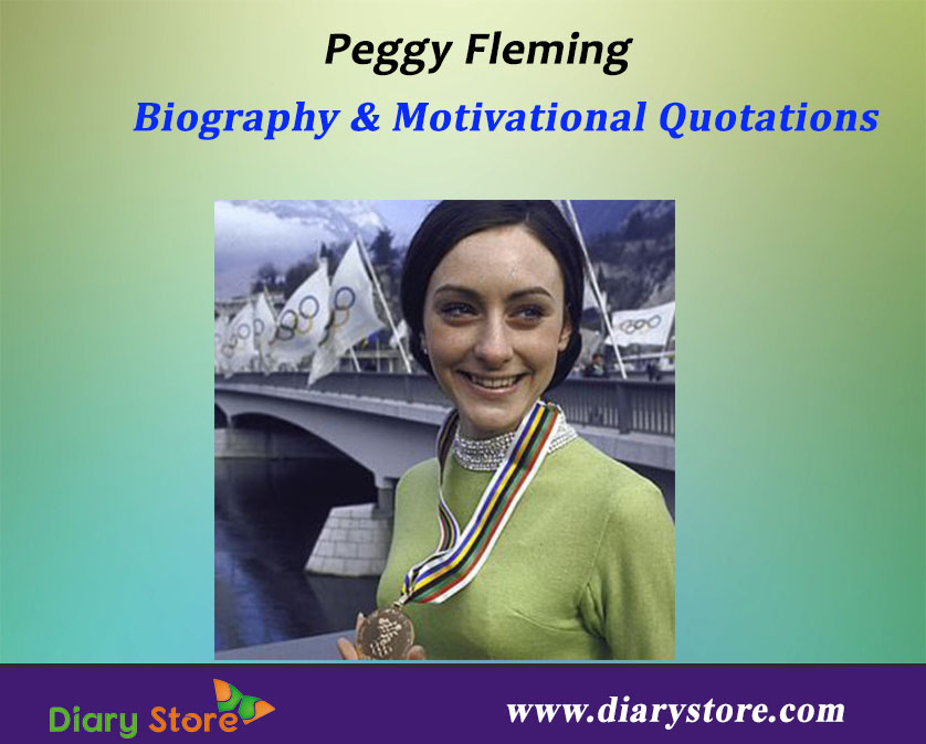 Superb Peggy Fleming