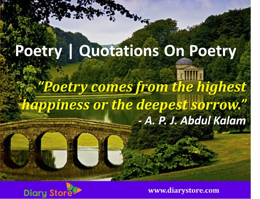 Poetry Poetry Quotes Poem Quotations Motivational Quotes On Poetry