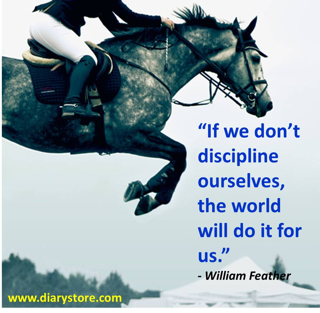 Self-Discipline Quotes