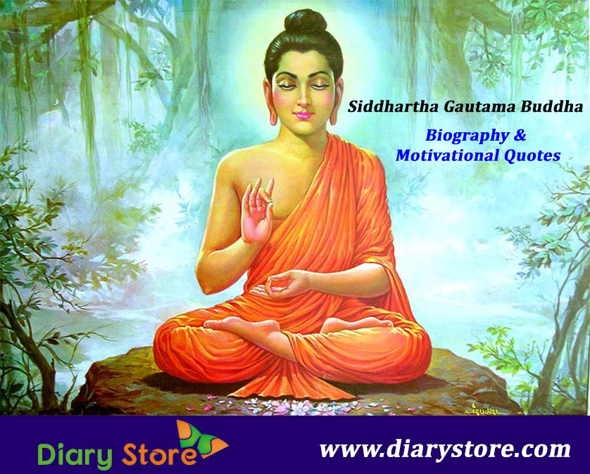 Gautama Buddha Biography Inspiration Quotations Motivation