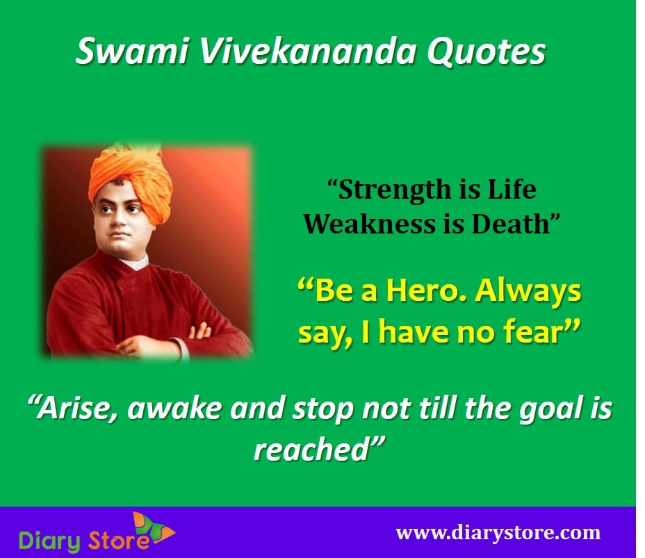 Quotes Vivekananda Custom Swami Vivekananda Quotations  Indian Spiritual Leader