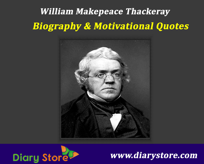 William Makepeace Tahckeray
