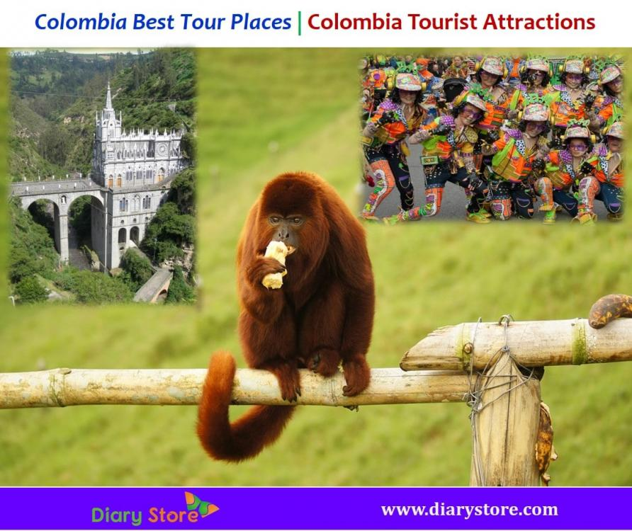 Colombia Tourist Attractions