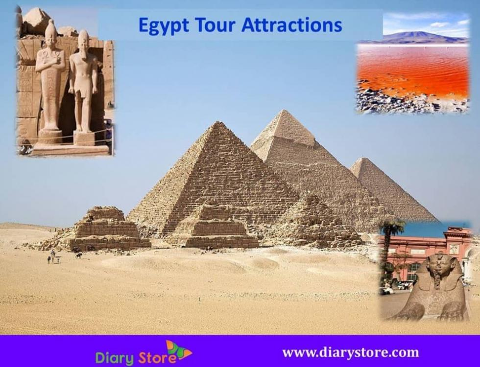 Egypt tour attractions