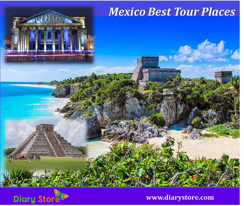 Mexico Top 10 Tourist Destinations