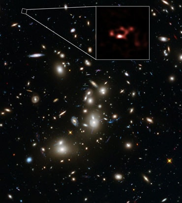 Astronomers detected oldest stardust in galaxy