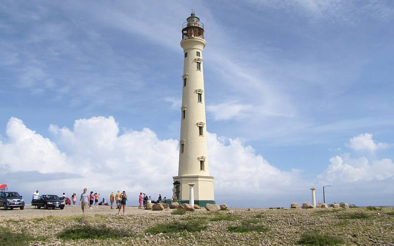 California Lighthouse Aruba California Lighthouse Diary
