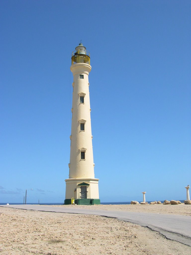California Lighthouse |Aruba California Lighthouse |Diary ...