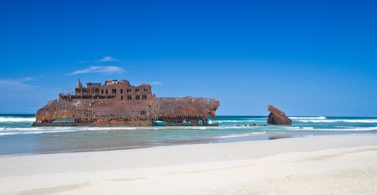 Best Beach Cape Verde Island