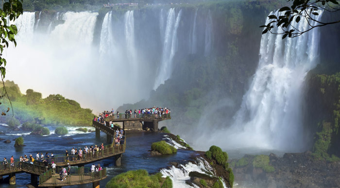 Iguazu Falls Iguazu National Park Iguazu Waterfalls Argentina - 10 amazing things to see in iguazu national park argentina