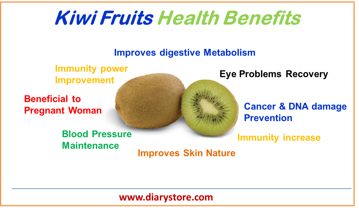 kiwi fruit facts dried fruit
