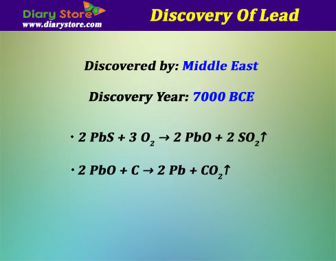 Lead Element In Periodic Table Atomic Number Atomic Mass