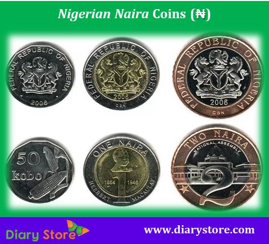 Nigerian Naira Currency | Nigeria Currency Notes | Diary Store