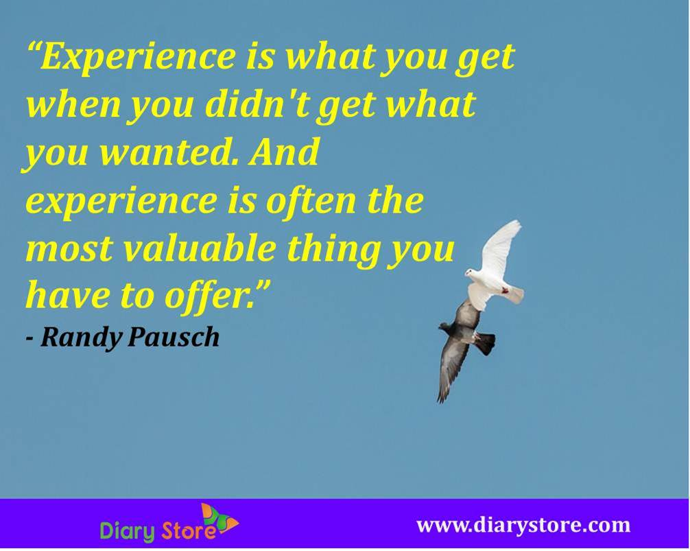 experience quotes quotations on experience life experiences