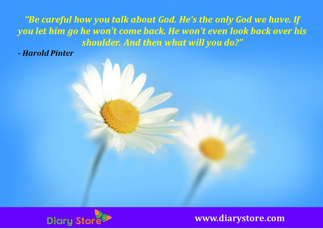 God Quotes Quotations About God Faith Quotations Diary Store
