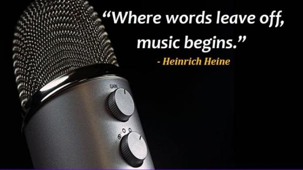 Music Inspirational Music Quotes Musical Quotations