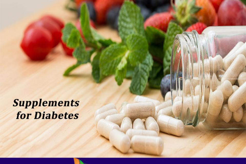 Supplements For Diabetes