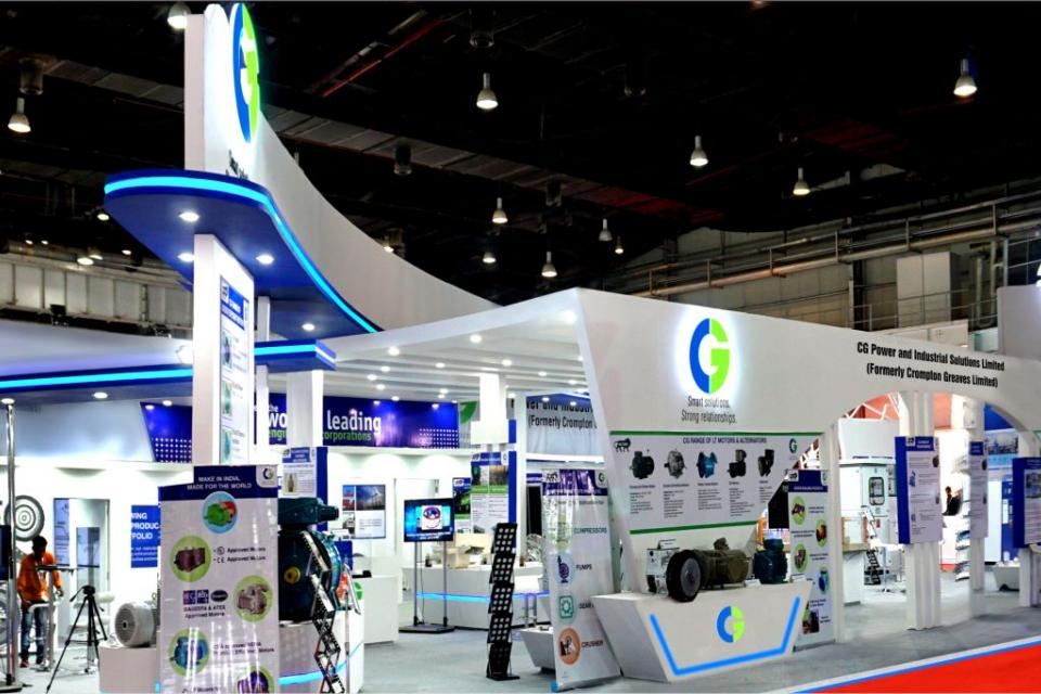 Exhibition Booth Design By Panache