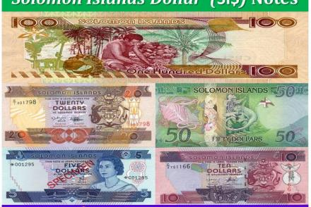 Solomon Islands Dollar