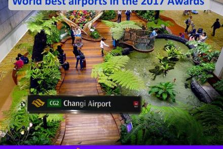 World best airports