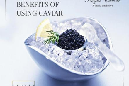 caviar in Dubai
