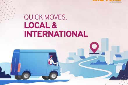Fast, friendly, reliable movers in UAE are ready to offer the ultimate moving experience.