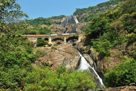 Dudhsagar Waterfall Tour Goa