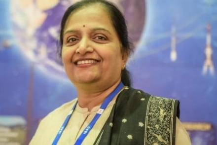 ISRO Women Scientist